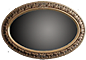 Oval & Round Mirror Collection