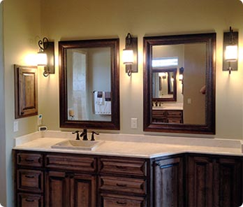 Bathrooms mirrors archives texascustommirrors for Custom made mirrors for bathrooms